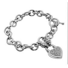 Halsketten und Anhänger mit Diamanten und Liebe Themen