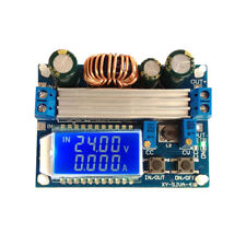 LCD Digital Display Adjustable Step Up and Down Power Supply Module DC-DC