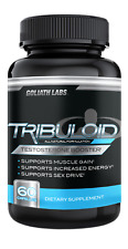Goliathlab Tribulus Terrestris anabolic Testosterone Booster Build Muscle No Hgh