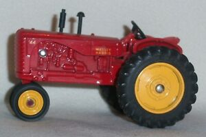 1/43 Massey Harris 44 Vintage Vehicle #8 with NFE Farm Toy Tractor Diecast