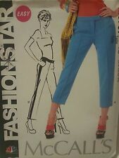 M6707 McCall's Plus Women's NBC Fashion Star Easy Sewing Patterns Sizes 6-14