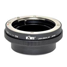 Adaptateur Bague Objectif Sony Alpha/Minolta AF vers Boitier Nikon 1 J1 V1
