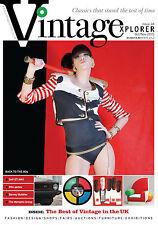 Vintagexplorer Magazine - Issue 24 1980s 80s Miyake New Romantics Memphis