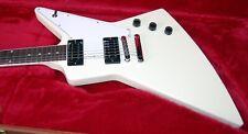 MINT! 2020 Gibson 70's Explorer - Classic White Finish Original Hardshell Case