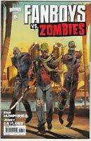 Fanboys VS Zombies #6 Comic Book Boom! Studios Fine