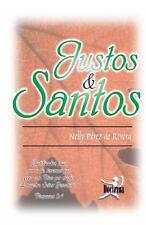 Justos y Santos by Nelly Pérez De Rivera (1993, Paperback)