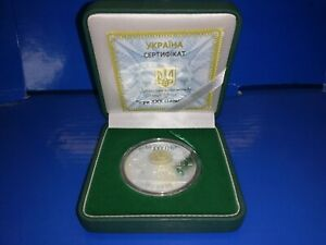 """Of the silver commemorative coin """"Sports"""" """"Game of the XXX Olympiad"""", Proof, Ag"""
