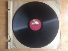 COLLECTION OF 3 VINTAGE SMETANA ORCHESTRAL 78 RPM RECORDS