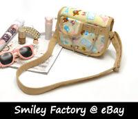 Canvas Rilakkuma Knapsack Card Holder Zipper Bag Phone Bag Wallet Gift Present
