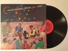God Rest Ye Merry Jazzmen 1981 Mint vinyl Lp Columbia Pc37551 Christmas+bonus Cd