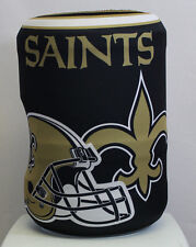 New Orleans Saints Propane BBQ Grill Tank Water Cooler Wrap Cover Brand New