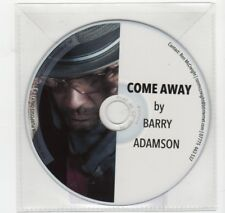 (HV182) Barry Adamson, Come Away - 2016 DJ CD