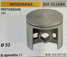 Kolben Komplett Husqvarna BM011684