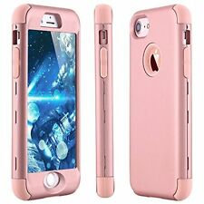 ROSE GOLD SHOCKPROOF New Cell Phone Case Holder Accessories For iPHONE 7 case