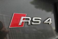 Original Audi RS4 Schriftzug Audi RS4 Emblem 8D9853740 2ZZ