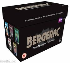 Bergerac - The Complete Collection Series 1 2 3 4 5 6 7 8 9 Seasons | New | DVD