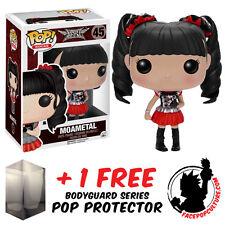FUNKO POP BABY METAL MOAMETAL VINYL FIGURE + FREE POP PROTECTOR