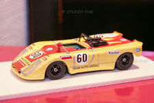 PORSCHE 908/2 N°60 CLAUDE HALDI 24H du MANS 1971 1:43 BANG No Spark/Minichamps