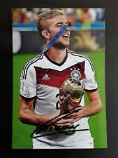 FC Bayern München DFB signiert Kramer WM 14 HSV Borussia M'Gladbach BMG Bayer 04