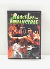 Bruce Lee The Invincible DVD Movie Original Release