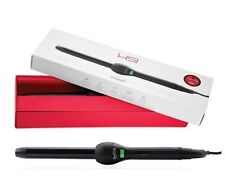 """HSI Professional Groover 1"""" Ceramic Curling Wand With Digital LCD. Up to 450℉"""