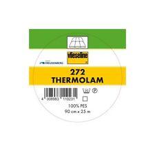 25m Thermolam 272 Volumenvlies Vlieseline Patchwork  90cm breit