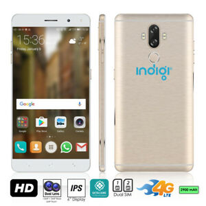 "Stylish 6.0"" Android 7 4G LTE Unlocked Smartphone (OctaCore CPU + Fingerprinter)"