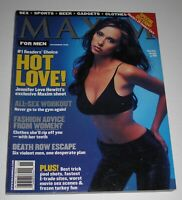 "Rare JENNIFER LOVE HEWITT ""MAXIM"" MAGAZINE - NOVEMBER 1999 Issue SEXY Hot Love!"