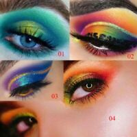 Glitter Palette Light Changing Eyeshadow Shade Shifting Pigments Waterproof A+++