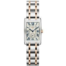 New Longines DolceVita Silver Textured Dial Women's Watch L5.255.5.71.7