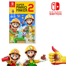 Super Mario Maker 2 (Nintendo Switch, 2019)