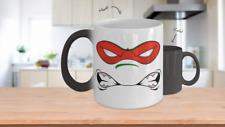 Mad Ninja Type R Parody Novelty Ceramic Mug