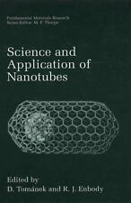 Fundamental Materials Research: Science and Application of Nanotubes (2013,...