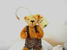 VINTAGE!MERRYTHOUGHT BEAR MADE IN ENGLAND/MUSICAL/VERY RARE!! LE #26/100 ONLY