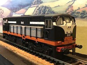 Bachmann/Murphy models. Class 141/181 C.I.E black. No B141. Boxed.