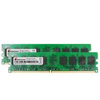 8GB KIT 2x4GB PC2-6400 DDR2 800Mhz Non-ECC Unbuffered AMD Chipset Desktop Memory