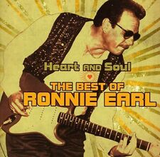 Ronnie Earl - Heart & Soul: The Best of Ronnie Earl [New CD] Rmst