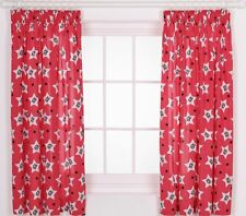 One Direction Chaos Curtains - 168x137cm - Multicoloured.