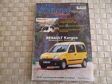 REVUE TECHNIQUE CARROSERIE AUTO EXPERTISE RENAULT KANGOO ESSENCE ET DIESEL