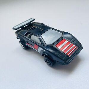 Burnings Key Car Vintage Toy 1980 Kidco Lamborghini Countach - Car Only No Key