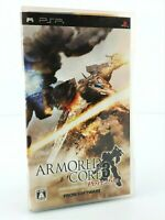 Armored Core 3 Portable - Jeu PSP JAP Japan complet