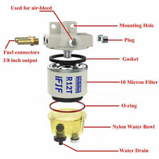 R12T Water Separator For Marine Spin-on 120AT Diesel Fuel Filter