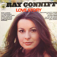 RAY CONNIFF Love Story NED Press CBS S 64294 1971 LP