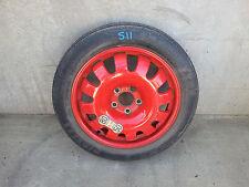 Jaguar Aston Martin Pirelli Spare Wheel Tire 135/80/R18