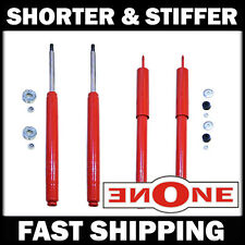 Mookeeh MK1 Stiff Shorter Shocks Struts 4 Lowered TOYOTA COROLLA AE86 84-85 GTS