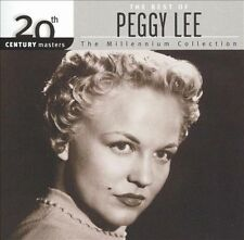 20th Century Masters - The Millennium Collection: The Best of Peggy Lee (2002)