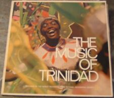 """Album By Various, """"The Music Of Trinidad"""" on National"""