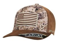 Ariat Men's Digital Camo Snapback Ball Cap 15094156