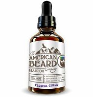 Scented Beard Oil Leave In Conditioner Softener Mustache Groom Mens Facial Hair