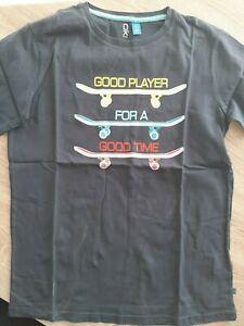 Superbe T-shirt OKAIDI MC - 14 ans - Excellent état